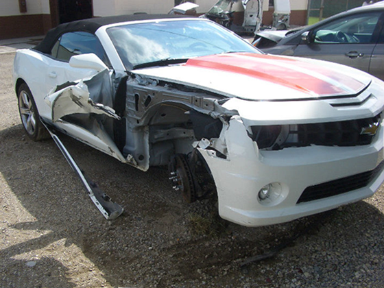 Before car damage 3